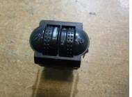 Кнопка корректора фар для Volkswagen Passat B5 1996-2000 3B0941333C