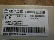 Блок управления для Smart Fortwo City W451 2006 -2014. Артикул 362029.