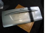 Накладка двери багажника для Smart Fortwo City W451 2006-2014 A4517570006