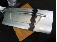 Накладка двери багажника для Smart Fortwo City W451 2006 -2014. Артикул 362047.