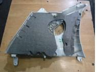 Обшивка багажника для Smart Fortwo City W451 2006 -2014. Артикул 362074.