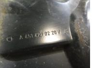Пыльник переднего тормозного диска для Smart Fortwo City W451 2006 -2014. Артикул 362157.