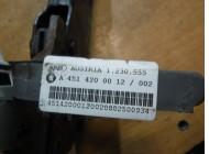 Рычаг стояночного тормоза для Smart Fortwo City W451 2006 -2014. Артикул 362212.