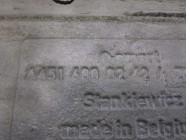 Покрытие напольное (ковролин) для Smart Fortwo City W451 2006 -2014. Артикул 362283.