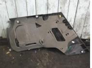 Обшивка багажника для Smart Fortwo City W451 2006 -2014. Артикул 362296.
