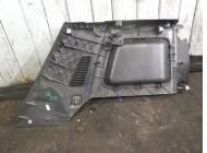 Обшивка багажника для Smart Fortwo City W451 2006 -2014. Артикул 362297.