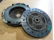 Комплект сцепления (диск и корзина) для Fiat Albea 2002 -2012. Артикул 372139.