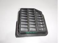 Решетка вентиляционная для Volkswagen Golf 6 2009 -2013. Артикул 386129.