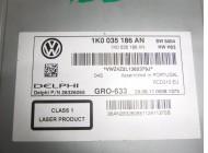 Магнитола (магнитофон) для Volkswagen Golf 6 2009 -2013. Артикул 439169.