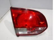 Фонарь задний внутренний левый для Volkswagen Golf 6 2009-2013 5K0945093G