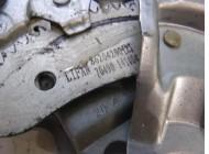 Стеклоподъемник эл. задний правый для Lifan X60 2012 -. Артикул 457057.