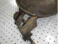 Задняя часть глушителя для Lifan X60 2012 -. Артикул 457186.