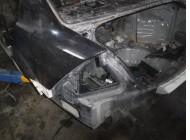 Крыло заднее левое для Ford Mondeo 3 2000 -2007. Артикул 480047.