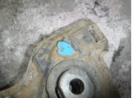 Балка задняя (подрамник) для Ford Mondeo 3 2000 -2007. Артикул 480167.
