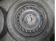 Диск стальной (штамповка) R16 для Ford Mondeo 3 2000 -2007. Артикул 480279.