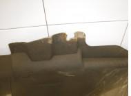 Защита картера для Mercedes W220 S Class 1998 -2005. Артикул 537258.