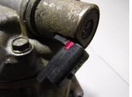 Компрессор кондиционера для Citroen C5 2001 -2004. Артикул 555210.