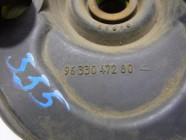 Пыльник (кузов внутри) для Citroen C5 2001 -2004. Артикул 555221.