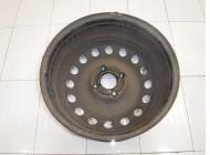 Диск стальной (штамповка) R16 для Citroen C5 2001 -2004. Артикул 555295.
