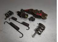 Планка разводки колодок правая для Nissan Teana J31 2003 -2008. Артикул 562183.