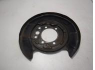 Щит опорный задний правый (пыльник тормозного диска) для Nissan Teana J31 2003-2008 440009Y000