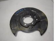 Щит опорный задний правый (пыльник тормозного диска) для Nissan Teana J31 2003 -2008. Артикул 562211.