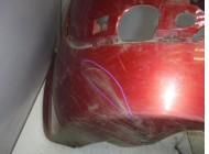 Бампер задний для Renault Scenic 2 2003 -2009. Артикул 565186.
