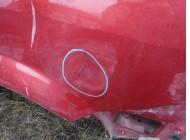 Крыло заднее левое для Renault Scenic 2 2003 -2009. Артикул 565220.