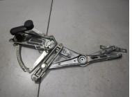 Стеклоподъемник механический передний для Opel Astra G 1998-2005 90521870
