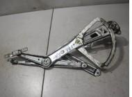Стеклоподъемник механический передний для Opel Astra G 1998 -2005. Артикул 575074.