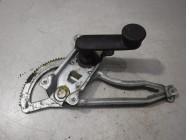 Стеклоподъемник механический задний для Opel Astra G 1998-2005 90521871