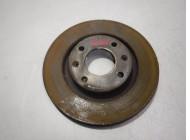 Диск тормозной передний для Peugeot 207 2006-2013 424915