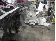 Лонжерон передний левый для Volkswagen Jetta 6 2010-2019 5C6803496
