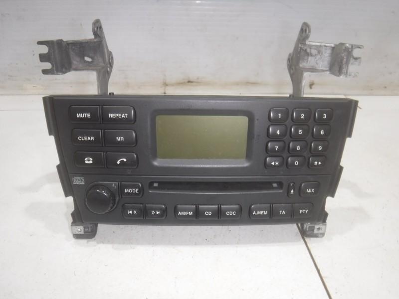 Магнитола (магнитофон) для Jaguar S-type 1999 -2008. Артикул 699020.