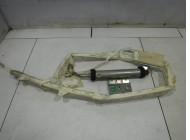 Подушка безопасности (шторка, airbag) для Jaguar S-type 1999-2008 XR843238