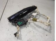 Ручка двери передней наружная правая для Lexus GS 3 300 400 430 2005 -2012. Артикул 702114.