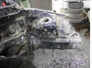 Лонжерон передний левый для Lexus GS 3 300 400 430 2005-2012 5710230152