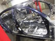 Порог со стойкой правый для Lexus GS 3 300 400 430 2005-2012
