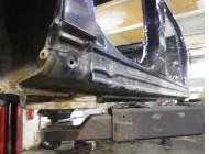 Порог со стойкой правый для Lexus GS 3 300 400 430 2005 -2012. Артикул 702118.