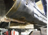 Крыло заднее правое для Lexus GS 3 300 400 430 2005 -2012. Артикул 702119.