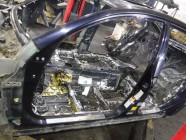 Порог со стойкой левый для Lexus GS 3 300 400 430 2005-2012