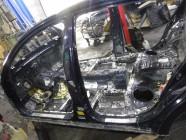 Порог со стойкой левый для Lexus GS 3 300 400 430 2005 -2012. Артикул 702121.