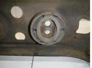 Балка задняя для Lexus GS 3 300 400 430 2005 -2012. Артикул 702169.