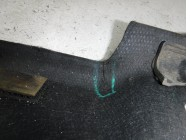 Обшивка крышки багажника для Lexus GS 3 300 400 430 2005 -2012. Артикул 702185.