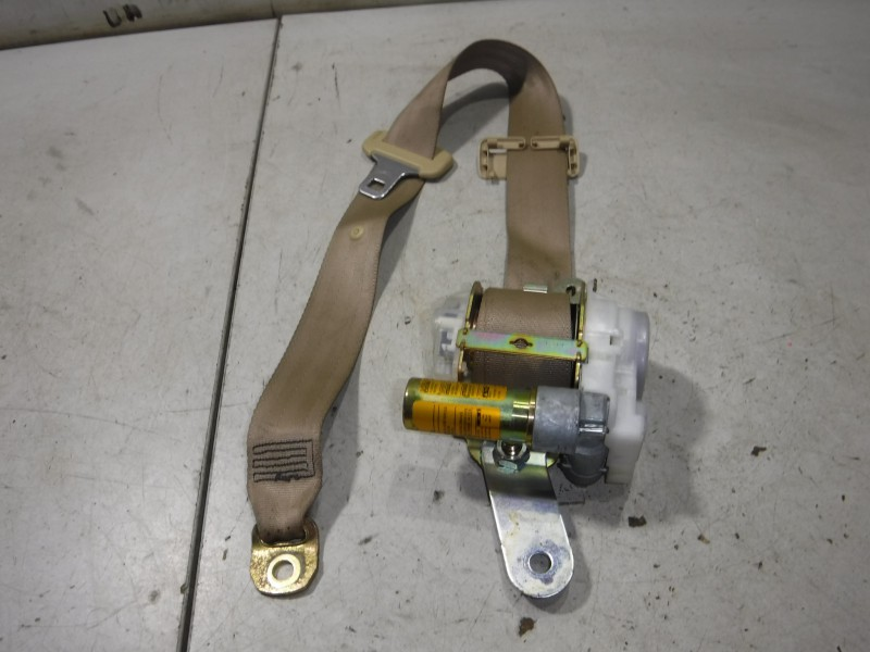 Ремень безопасности с пиропатроном для Lexus GS 3 300 400 430 2005 -2012. Артикул 702215.