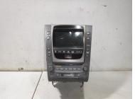 Магнитола (магнитофон) для Lexus GS 3 300 400 430 2005-2012