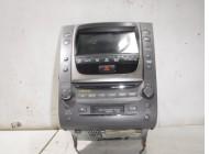 Магнитола (магнитофон) для Lexus GS 3 300 400 430 2005 -2012. Артикул 702235.