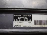 Блок управления (эбу,мозги) для Lexus GS 3 300 400 430 2005 -2012. Артикул 702263.