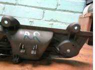 Ручка двери задней внутренняя правая для Audi A4 B7 2004 -2008. Артикул 104140.